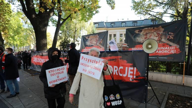Sramotna presuda: Poljski Ustavni sud zabranio je pobačaj čak i ako je fetus bolestan