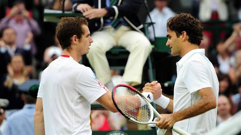 Murray pričao o najboljima u povijesti, izostavio Federera