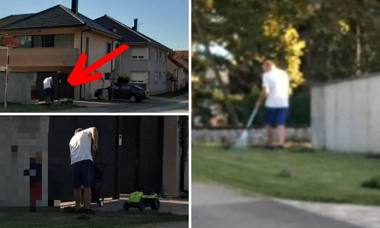 Načelnik požeškog stožera ima koronu, a hoda oko kuće: 'Ma izašao sam  nakratko pomesti'