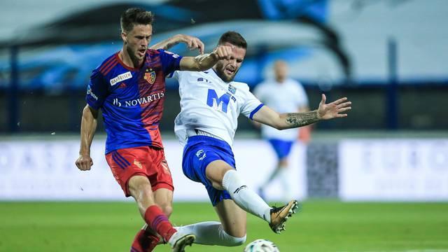 Osijek: Drugo pretkolo kvalifikacija za Europsku ligu, NK Osijek - FC Basel