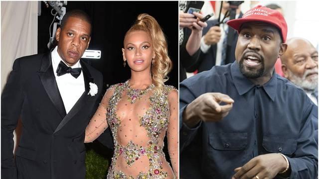 Kanye najplaćeniji: Zaradio je milijardu kuna, Jay-Z je drugi