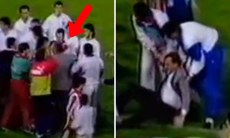 Hajduk mu bio sve, zbog 'bilih' je 1991. dobio šakom u glavu