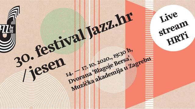 Festival Jazz.hr/jesen slavi 30. rođendan – najavljeno slavljeničko izdanje