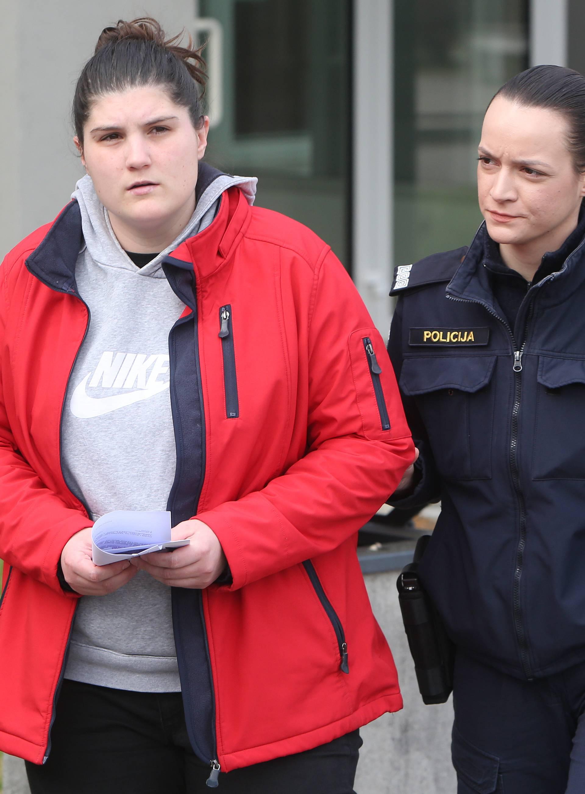 Karlovac: Na sud privedena Kristina Ferko optužena za trovanje muške osobe