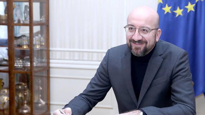 Jandroković  razgovarao s predsjednikom EU vijeća