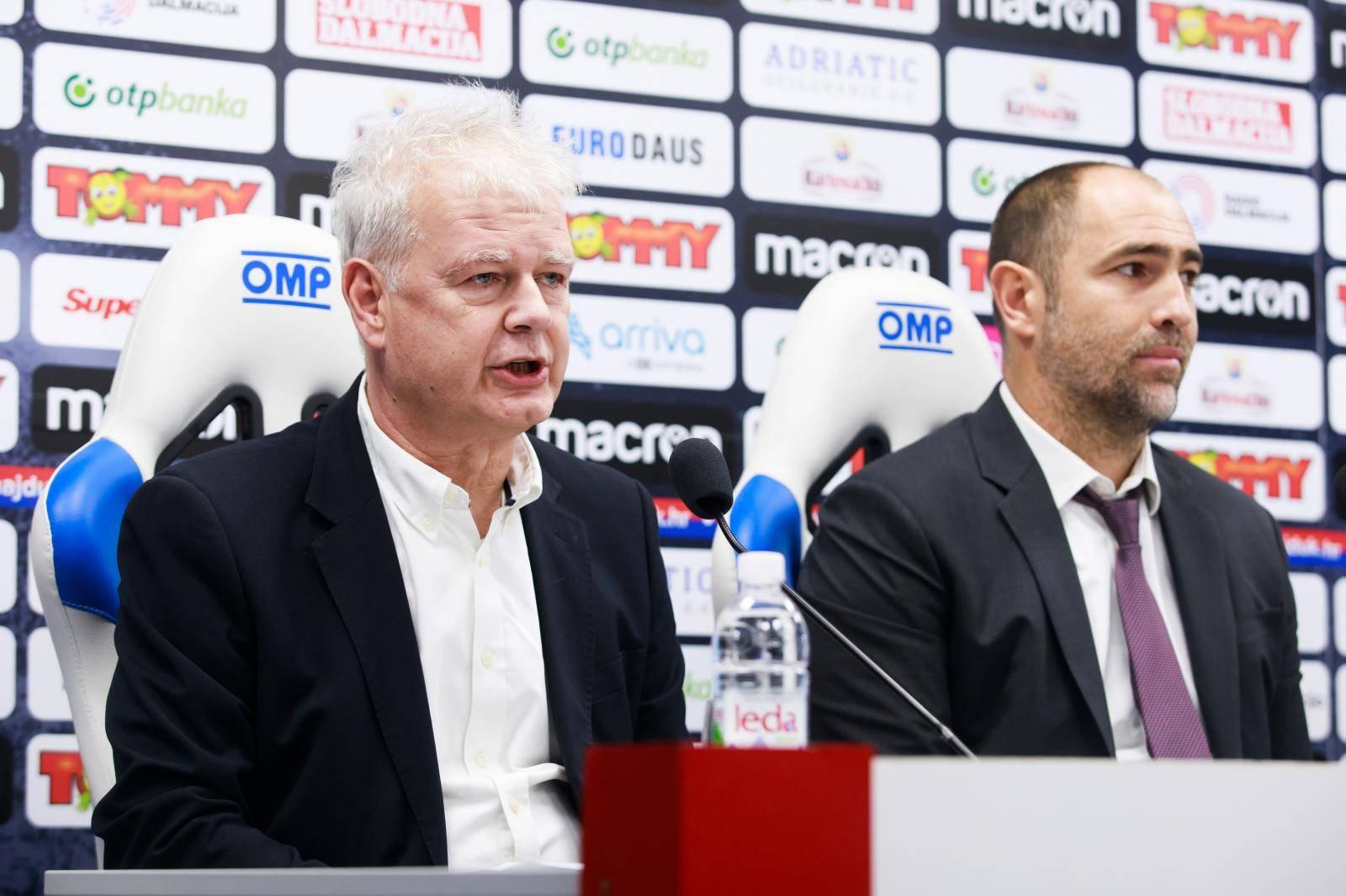Split: Igor Tudor postao je novi trener Hajduka