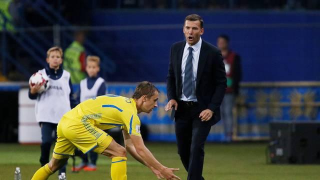 2018 World Cup Qualifications - Europe - Ukraine vs Turkey