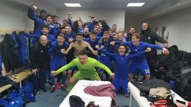 Kijev se plavi! Dinamovci slave prolaz u 1/8 finala Lige prvaka