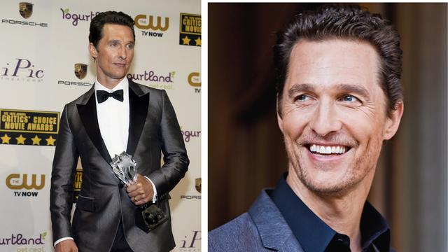 Matthew McConaughey već 30 godina ne koristi dezodorans, ali zube pere pet puta dnevno