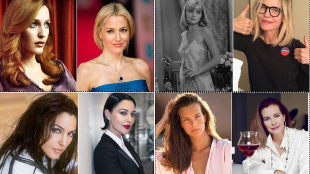 10 poznatih ljepotica koje su ostarjele vrlo dostojanstveno