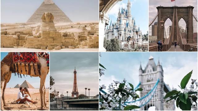 Prema Instagramu i hashtagu #TakeMeBack ove destinacije putnicima najviše nedostaju