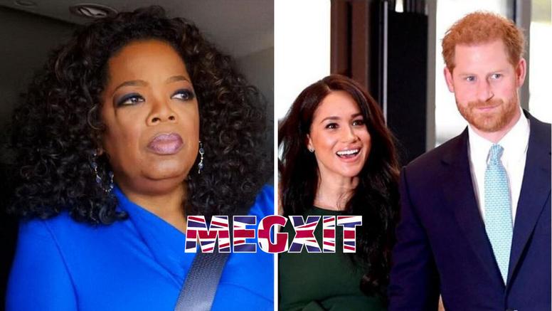 Oprah kriva za sve? Voditeljica: Nemam veze s Harry i Meghan