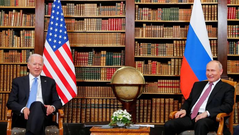 Putin nakon sastanka nahvalio Bidena: On je profesionalac kojem ništa ne promakne