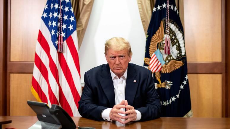 Trump: Zaraza korona virusom bila je 'Božji blagoslov'