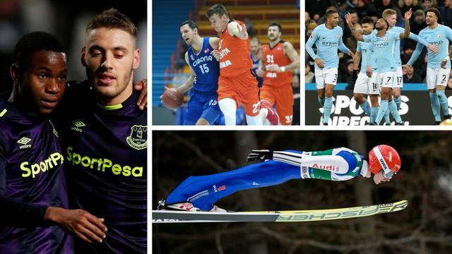 Novogodišnji praznici uz sport: Cro Cop, skokovi, Premier liga