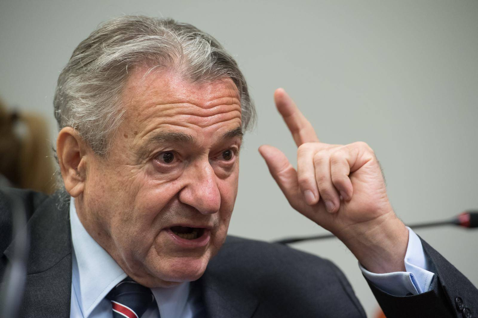 Urteilsverkündung gegen jugoslawische Ex-Offiziere