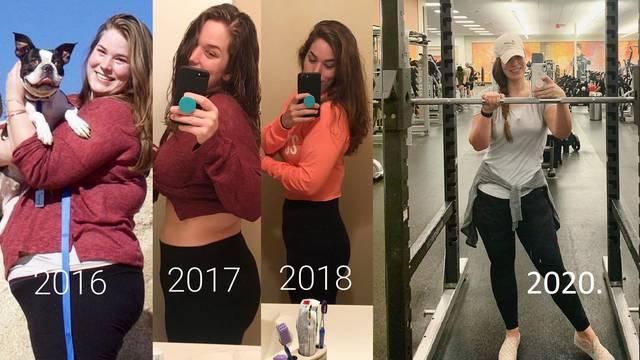 U tri godine skinula 60 kg: Tu i tamo zgriješi, no nema 'junka'