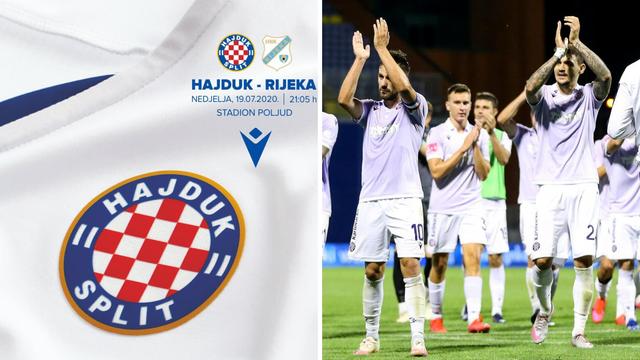 Hajduk poput Juvea: Predstavit će nove dresove protiv Rijeke
