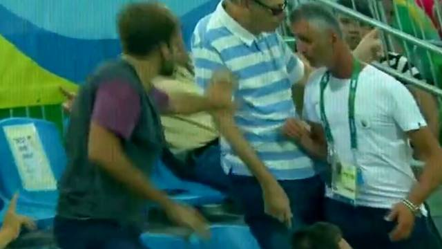 Ružan incident na tribini: Otac BiH tenisača umalo se potukao