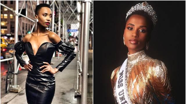 Nova Miss Universe: 'Žene kao ja nikad nisu smatrali lijepima'