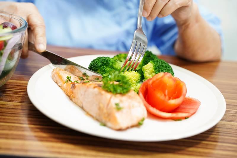 Umirovljenici jeli mediteransku hranu godinu dana, svi su bolje