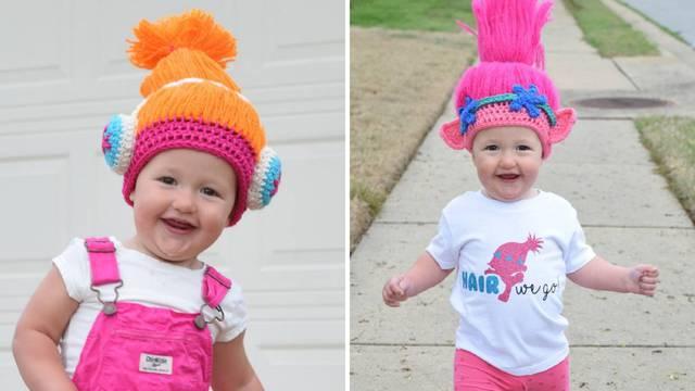 Trolske kapice osvajaju dječje glavice - mame pokupovale sve