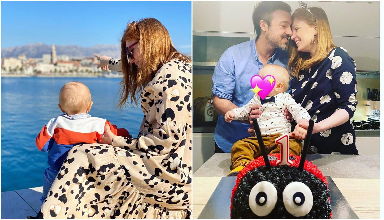 Nataša i Nenad slavili su cijeli vikend: Sin imao prvi rođendan