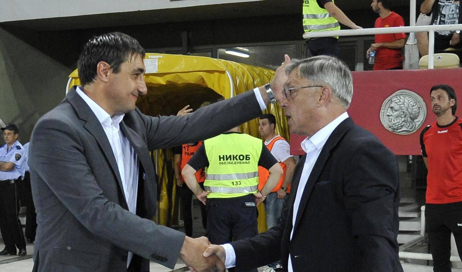 Goce: Da, preuzimam Dinamo II, ali sad sam još u karanteni...