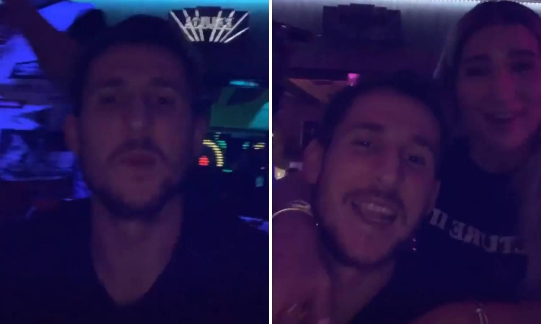 Dinamova fešta se nastavila: Hajrovići slavili dugo u noć...