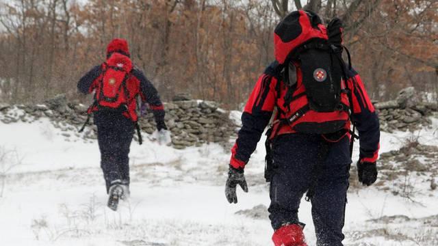 Spašeni su planinari na Papuku