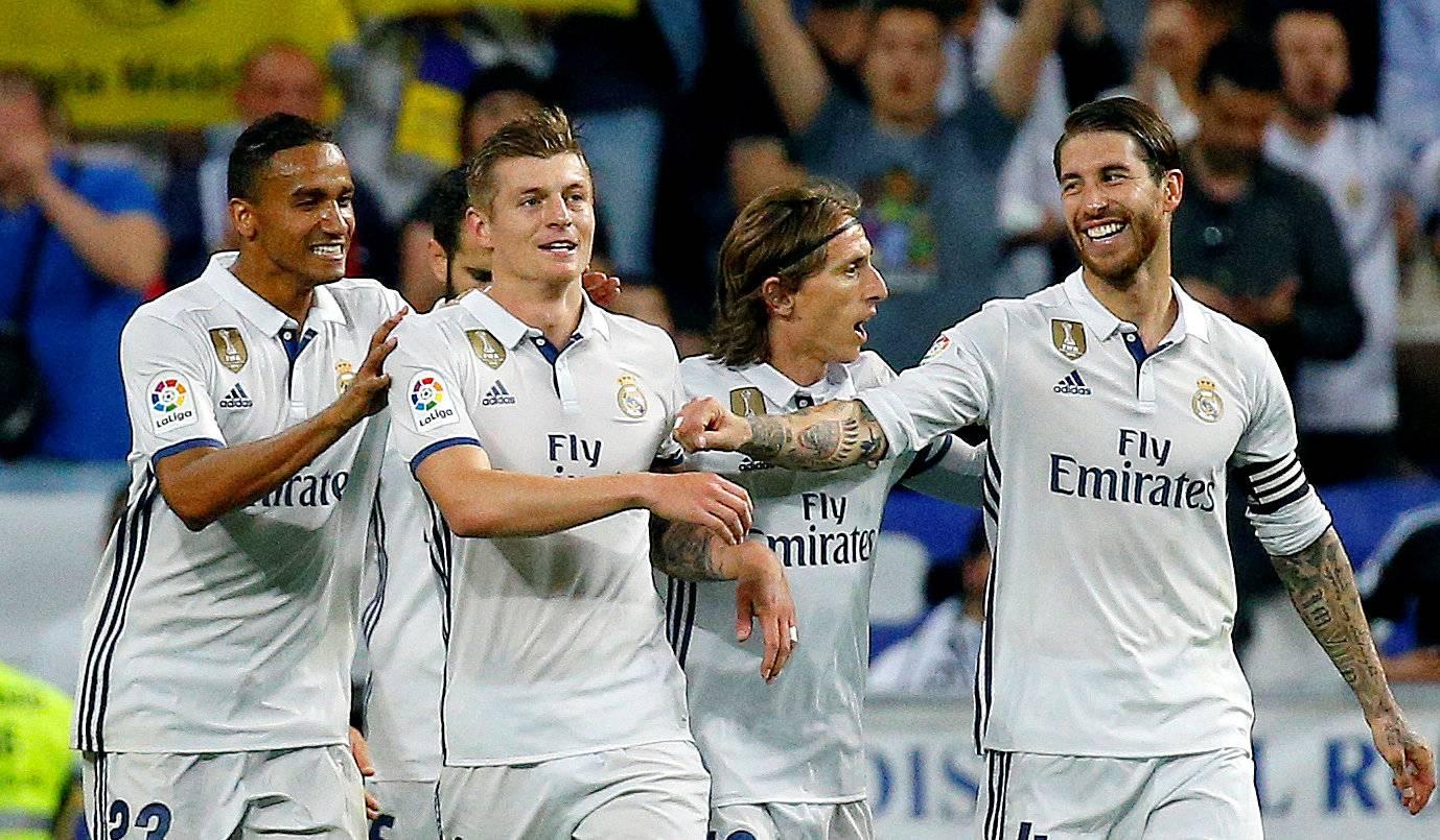 Real Madrid v Sevilla - Spanish Liga Santander
