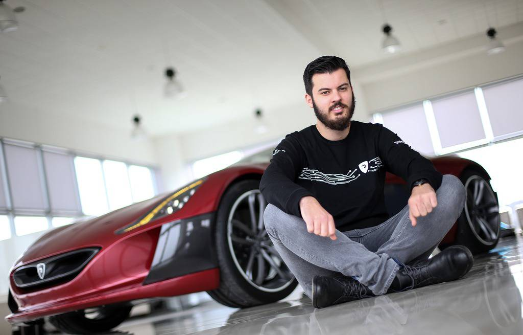 Rimac u pismu: Želim dovesti velike proizvođače u Hrvatsku
