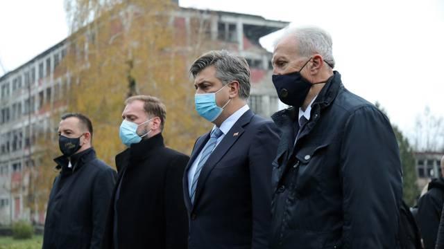 'Ovo je dan kada se svi zajedno prisjećamo ljudi koji su najviše dali za slobodu Hrvatske'