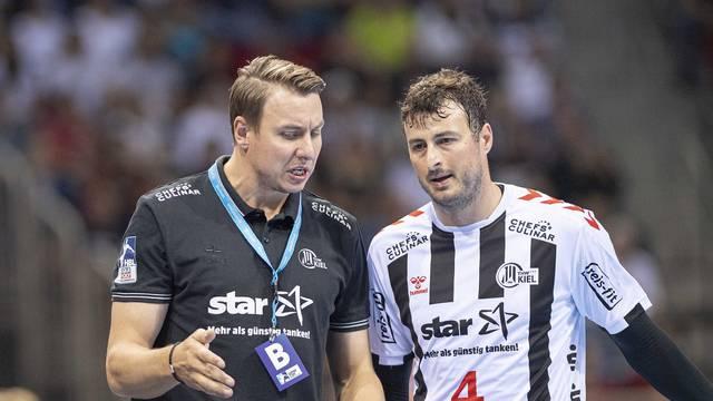 Handball Super Cup 2019 / SG Flensburg-Handewitt - THW Kiel 32:31.