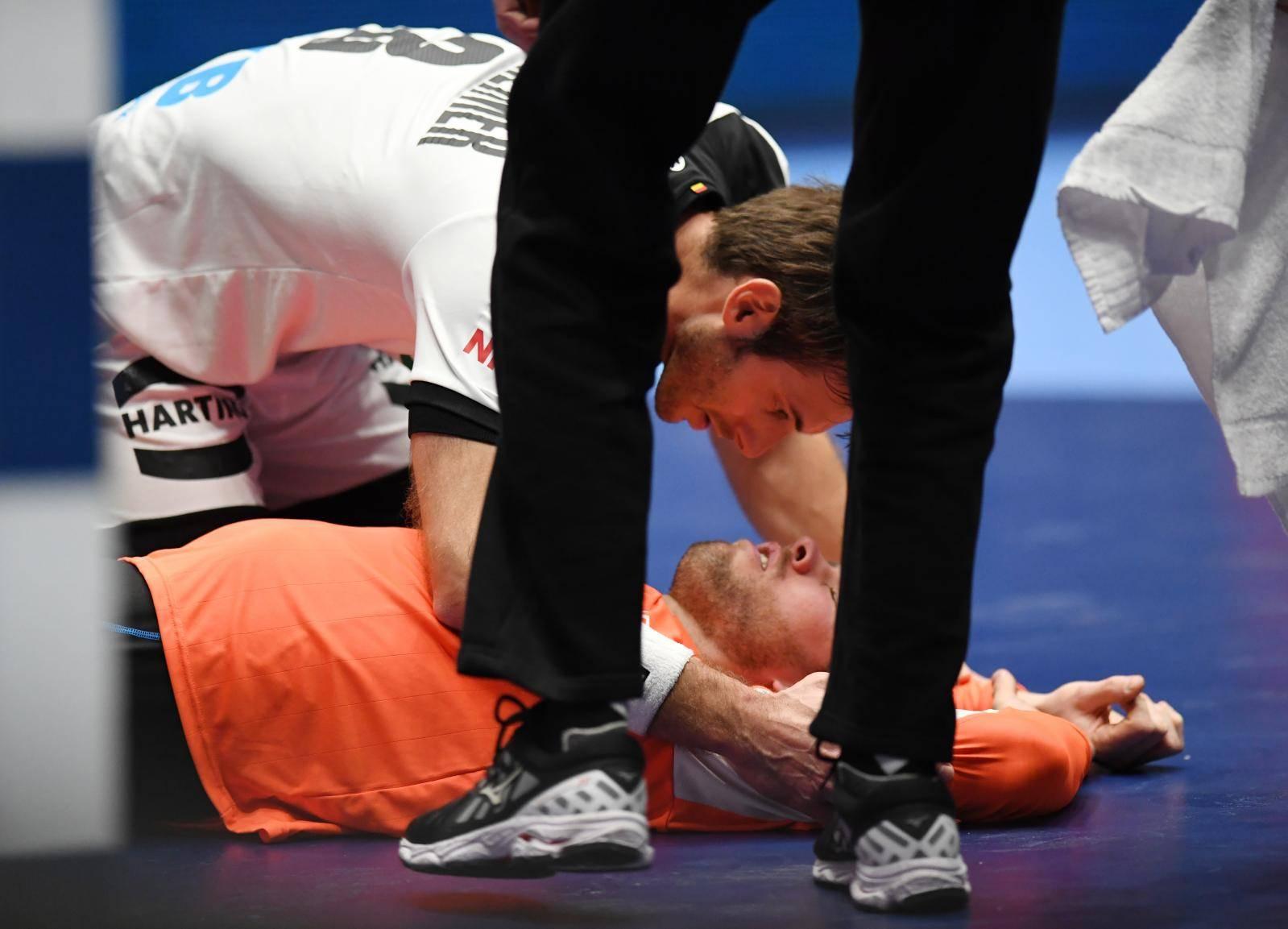 Handball EM: Germany - Netherlands