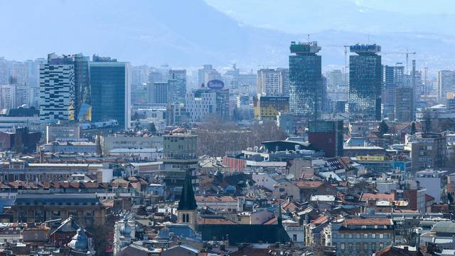 Panorama grada Sarajeva