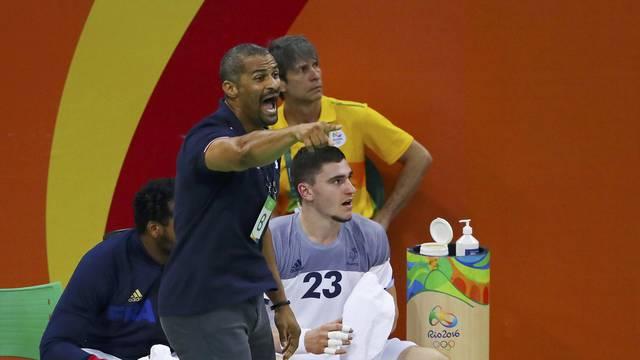Handball - Men's Semifinal France v Germany