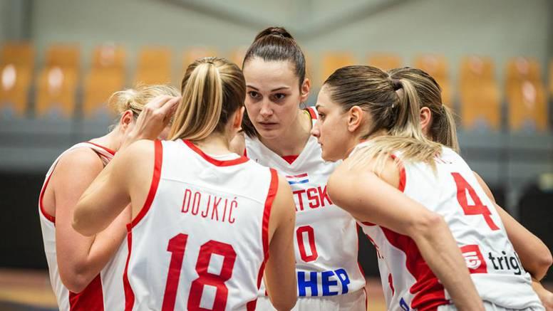 Hrvatice danas mogu izboriti Eurobasket: Evo gdje ih gledati