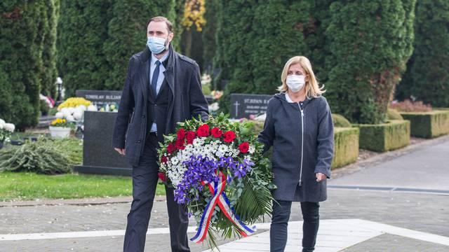 Vukovar: Predstavnici liječničke komore odali počast žrtvama