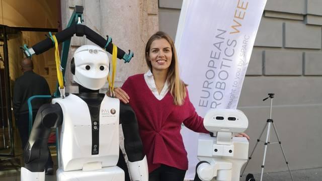 Maja je 'Lady Robot': Počela sam ih izrađivati zbog straha