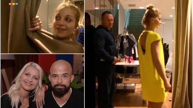 Nadia bila i u Shopping kraljici: Zaručnik joj je tad birao krpice