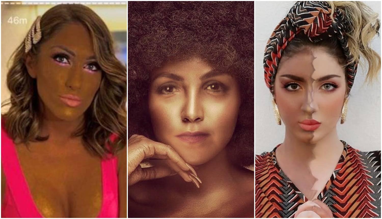 Nije Hana jedina: Influenceri iz cijelog svijeta potamnili su lice u znak podrške pa su ih napali