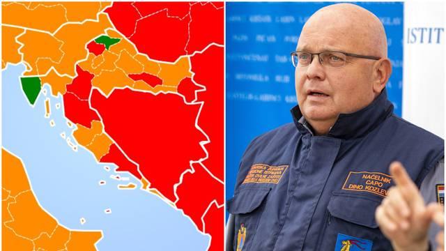 Ključ uspjeha Istarske županije: 'Svaki izvor virusa policijski se istražuje, bez uvrede ostalima'