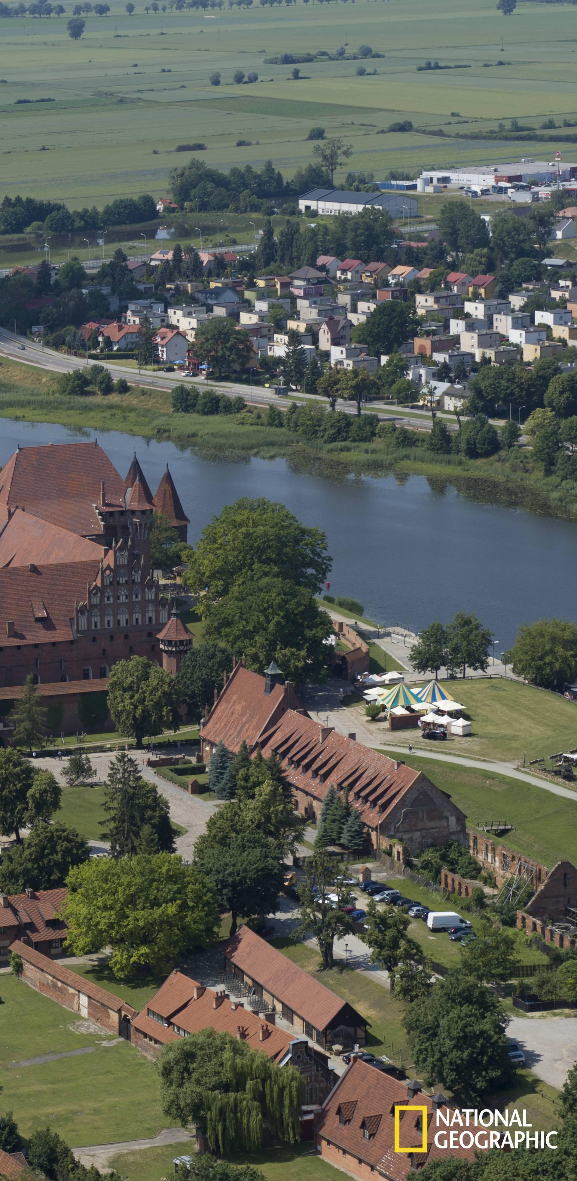 Spektakularno putovanje nad starim kontinentom: Poljska
