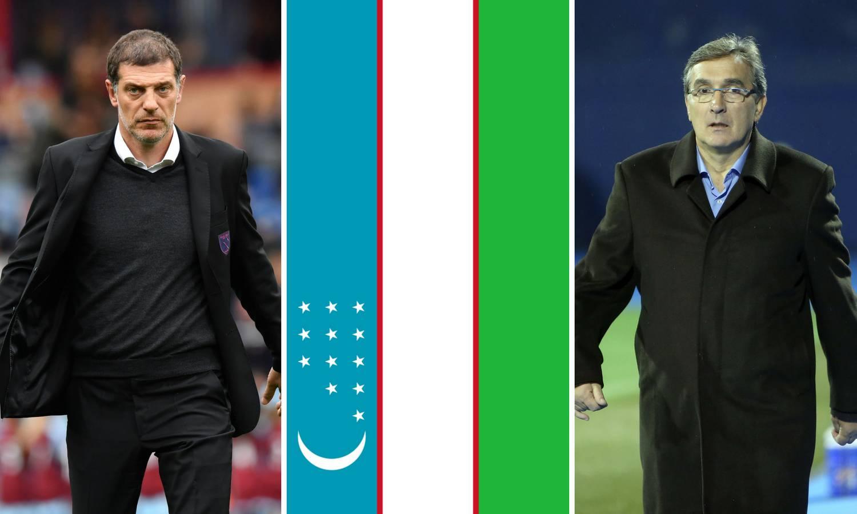 Bilić i Ivanković kandidati za novog izbornika Uzbekistana!