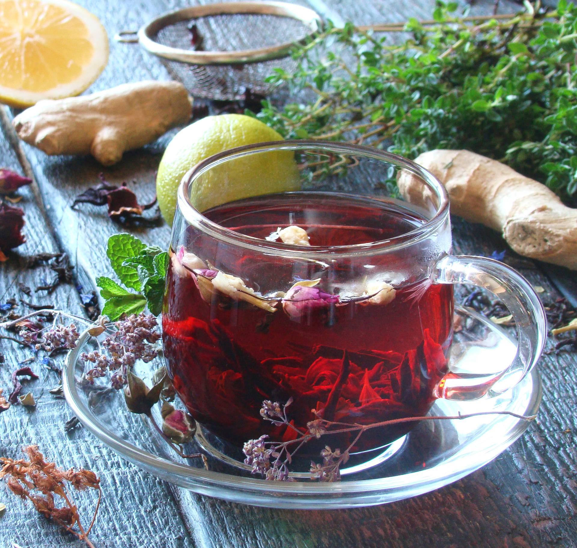 Vitamin C te čajevi od vrijeska i koprive pomažu protiv gihta