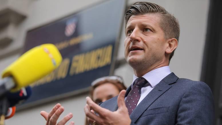 Ministar Zdravko Marić osniva čak 14 novih odjela zbog eura