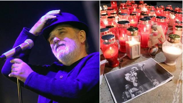 Tuga u Novom Sadu: Balaševića su pokopali u krugu obitelji, tamburaši mu svirali 'Oliveru'