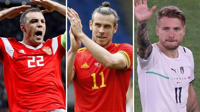Bale i Turci idu po spas, Finci bi mogli do novog iznenađenja, a Talijani i Švicarci u borbi za vrh