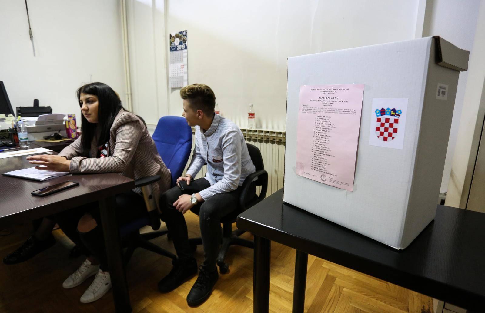 Manje od 10 posto glasača na manjinskim izborima do 16.30